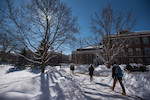 UNH Durham Campus - Winter 2017