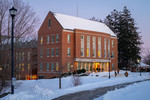 Paul College Winter